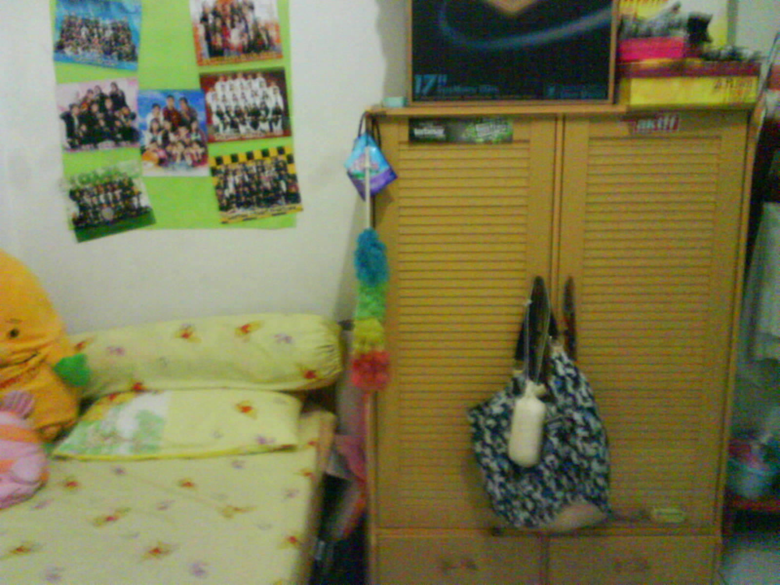 kamar kos | my life my everything